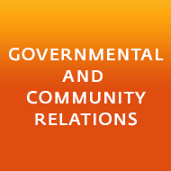 Governmental and Community Relations