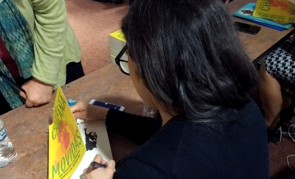 Book talk on Chicana Movidas captivates university community