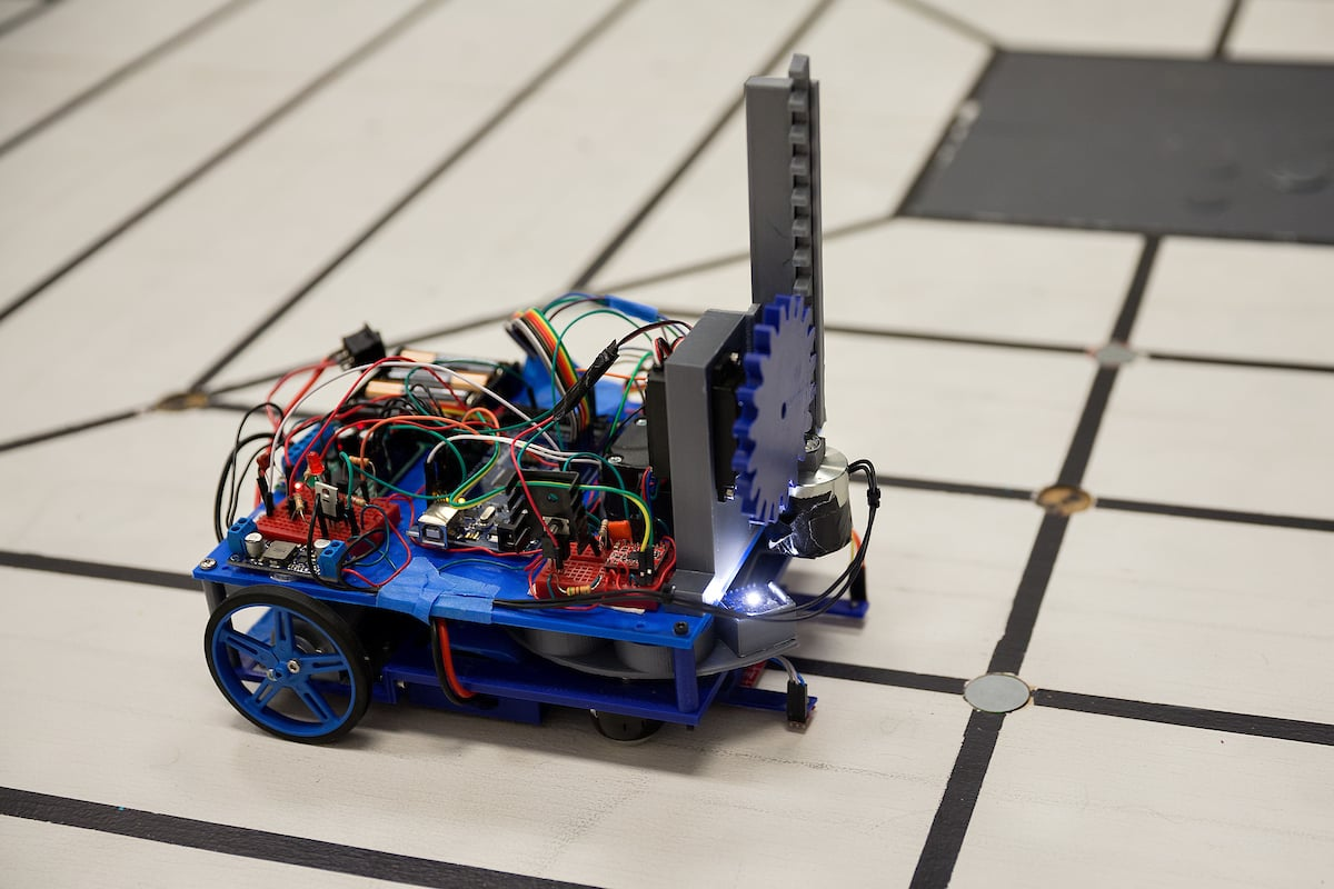The Newsroom Utrgv Robotics Team Ranked First In Texas At Annual