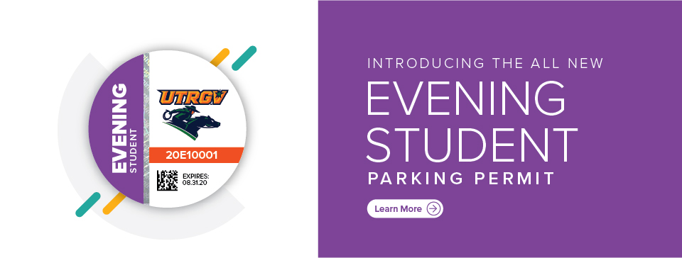UTRGV | Parking and Transportation Services