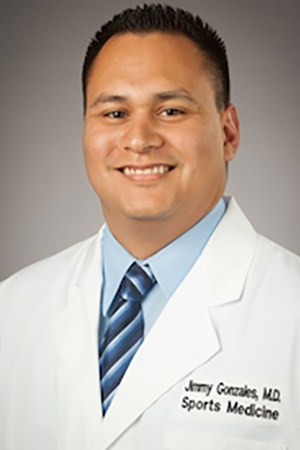 Jimmy Gonzales, MD