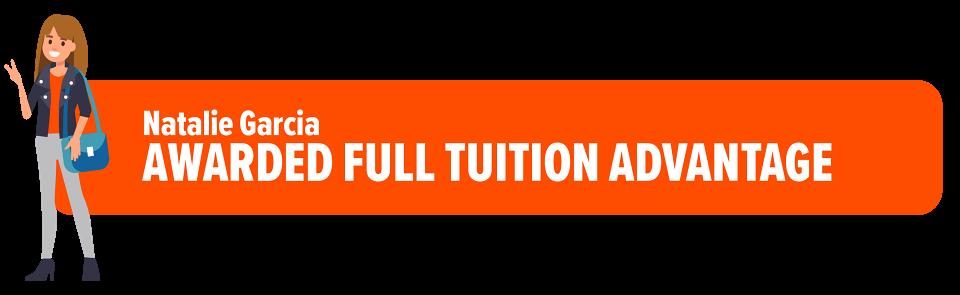 Anabel Hernandez – No Tuition Advantage Award – Family Contribution